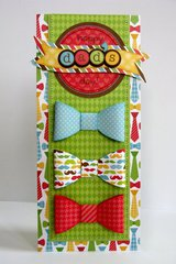 Doodlebug Day-To-Day Father's Day Card by Mendi Yoshikawa