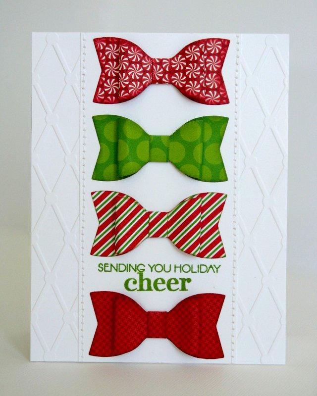 Doodlebug Home For The Holidays Christmas Card by Mendi Yoshikawa