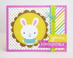 Doodlebug Easter Parade Cards by Mendi Yoshikawa
