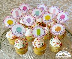 Doodlebug Fairy Tales Birthday Party Ideas by Mendi Yoshikawa