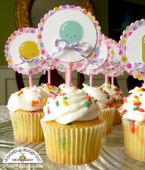 Doodlebug Fairy Tales Birthday Party Ideas by Mendi Yoshikawa