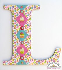 Doodlebug Children's Personalized Wall Art by Mendi Yoshikawa