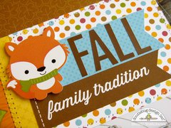 Fall Friends Pumpkin Patch Farm Layout by Mendi Yoshikawa