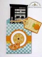 Doodlebug Fruit Stand Treat Bags by Mendi Yoshikawa
