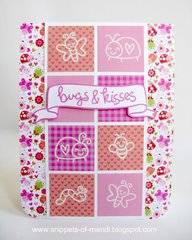 Lawn Fawn & Doodlebug Lovebugs Cards by Mendi Yoshikawa