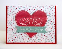 Pebbles & Lawn Fawn Valentine's Day Cards by Mendi Yoshikawa