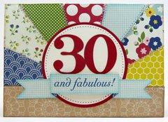 A Pebbles Inc. Fresh Goods Birthday Card by Mendi Yoshikawa
