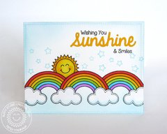 Sunny Studio Rain or Shine Card by Mendi Yoshikawa