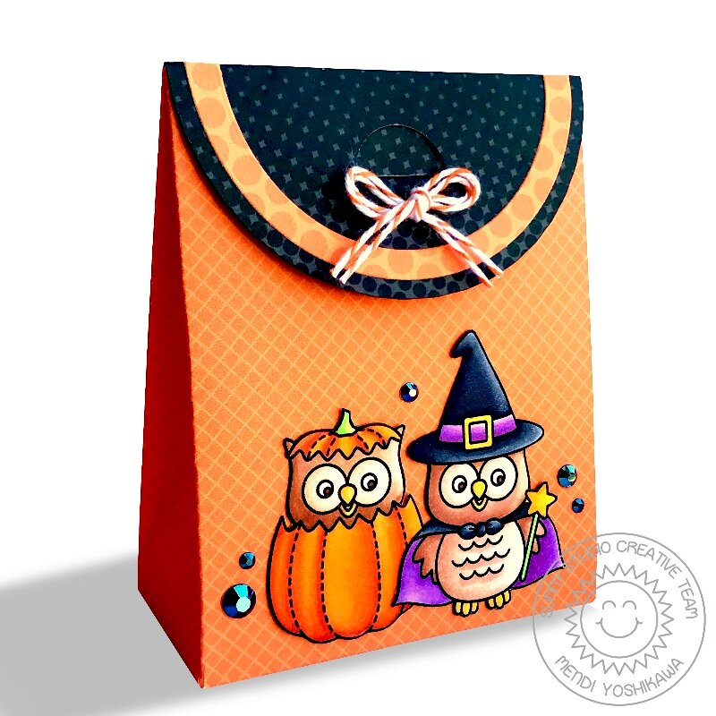 Sunny Studio Sweet Treats Gift Bag by Mendi Yoshikawa
