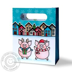 Sunny Studio Sweet Treats Gift Bag by Mendi Yoshikawa