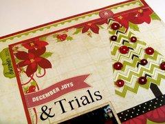 Echo Park Techique Tuesday Studio AE Christmas
