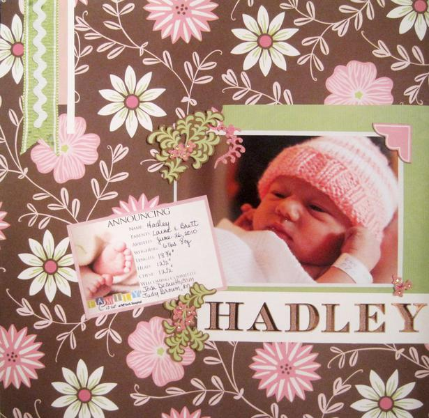 """Announcing Hadley"""