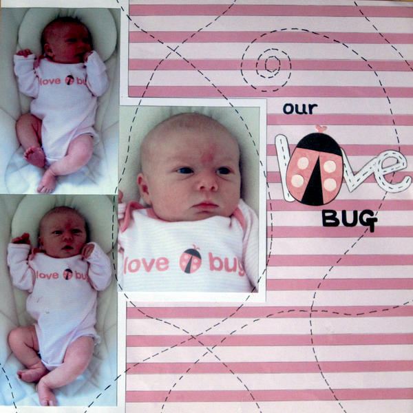 """""""Our love bug"""""""