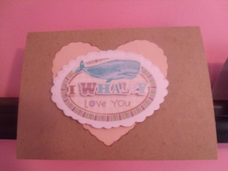 I whaley love you