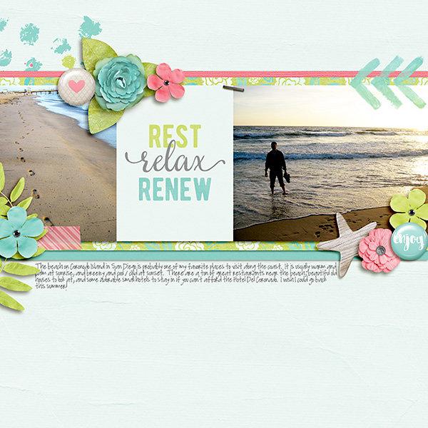 Rest Relax Renew