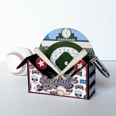 Baseball Boxcard