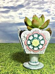Summer Succulent Planter