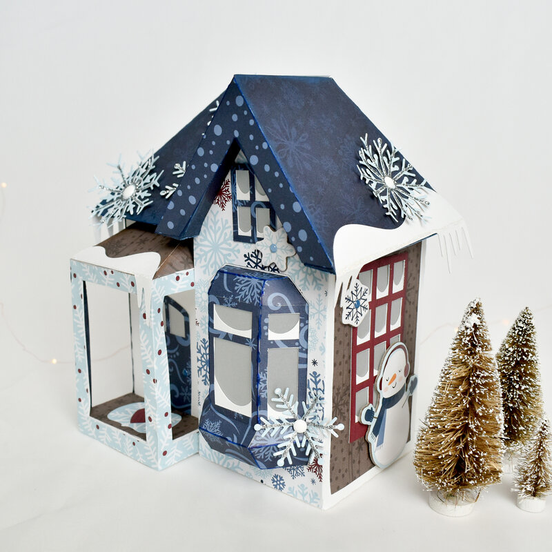 My Favorite Winter Cottage