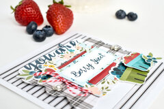 """""""You Are Berry Sweet"""" Card"""