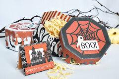 Halloween Market Boxes