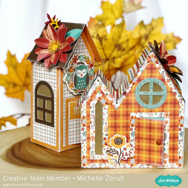 Fall Paper Houses