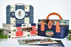 Summer Camp Luggage Set