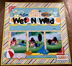 Wet N Wild Layout