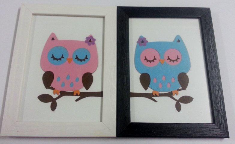 Owl Frames