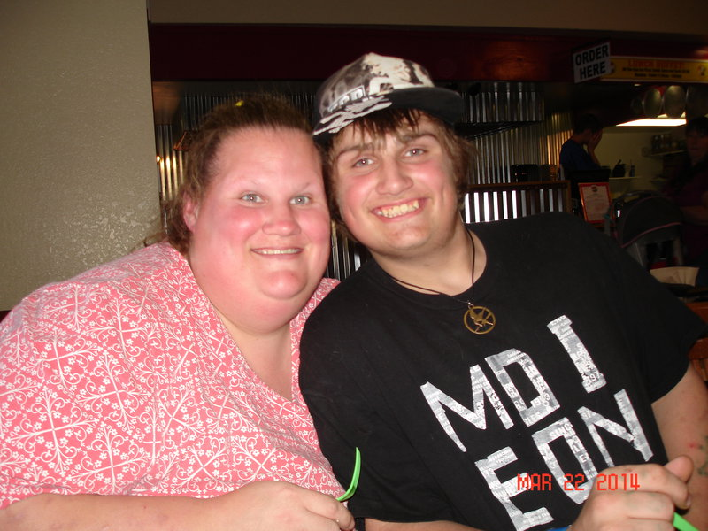 My Son Zachary and me