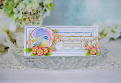Amazing Paper Grace Sweet Cardlets II A Little Birdie