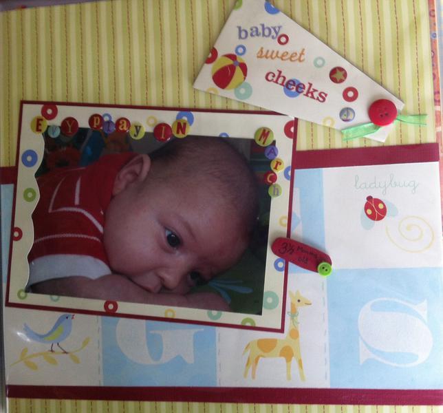 Baby sweet cheeks pg 2