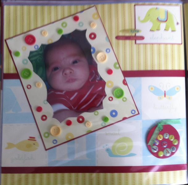 Baby sweet Cheeks pg 1