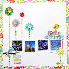 Hello Spring...