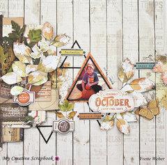 Remember October Crisp Cool Days...