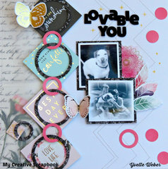 Lovable You...