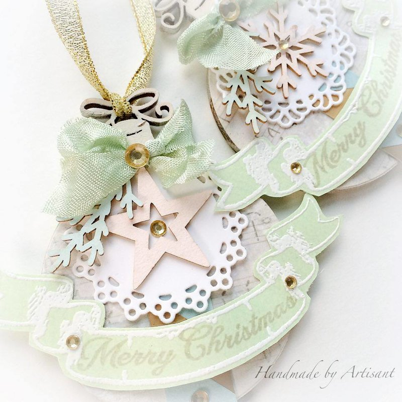 Delicate Christmas Decorations
