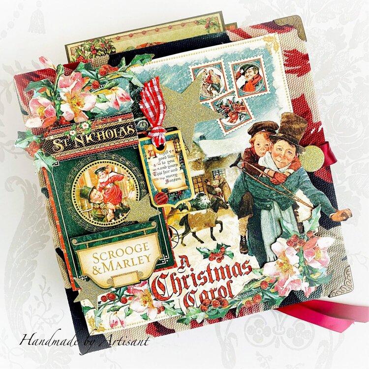 """""""A Christmas Carol"""" album"""