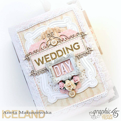 Wedding Album for Graphic 45