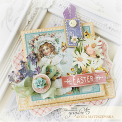Easter with Graphic 45