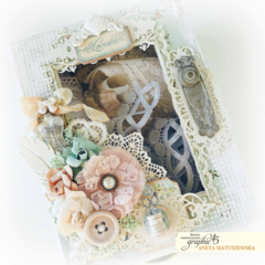 Shabby box for Graphic 45