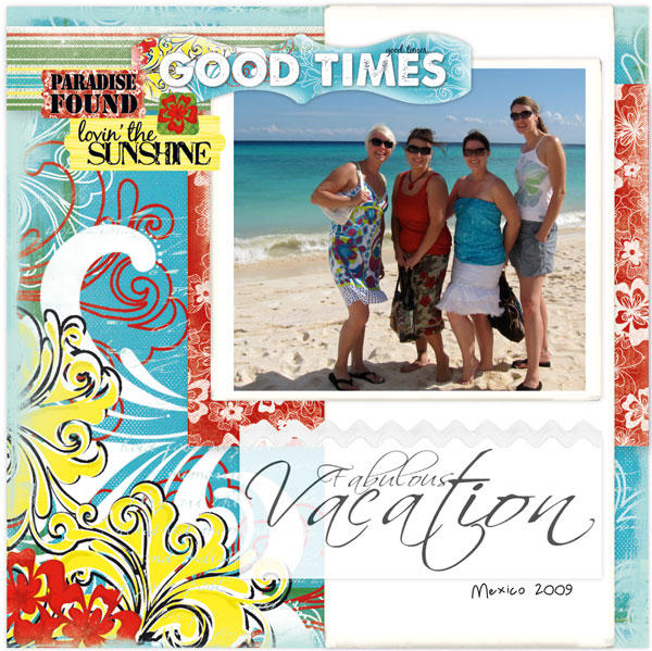 Fabulous Vacation by Quick Quotes