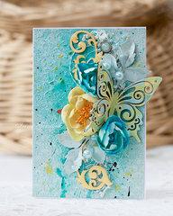 Summer theme card