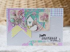 Pastel Birthday