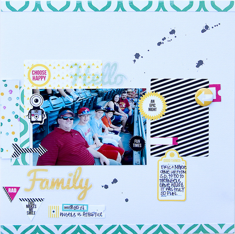Hello Family {Chic Tags}