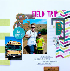 Field Trip {Create Magazine}