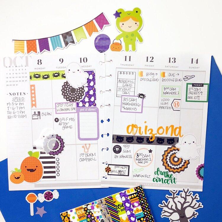 The Happy Planner® + Doodlebug Designs