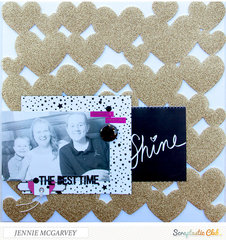 The Best Time {Scraptastic Club}
