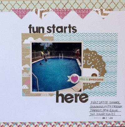 fun starts here