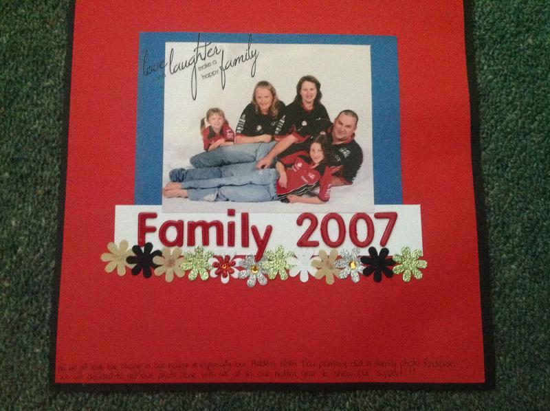 Family 2007