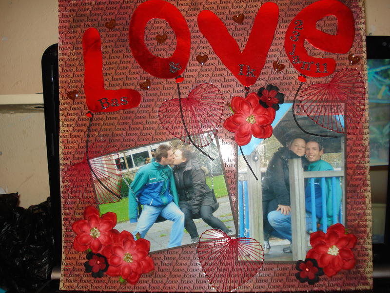 love 4ever bas & ik 23jan'11